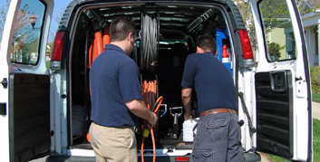About GL Wilson Heating & Cooling - Home Services in Lansing, MI - about-truck
