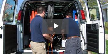 Heating, Cooling & Electrical Company - Lansing, Michigan | GL Wilson - homepage-truck